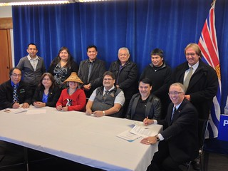 Agreement strengthens Maa-nulth treaty relationships