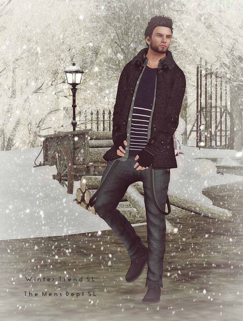 Winter Trend SL - The Mens Dept SL