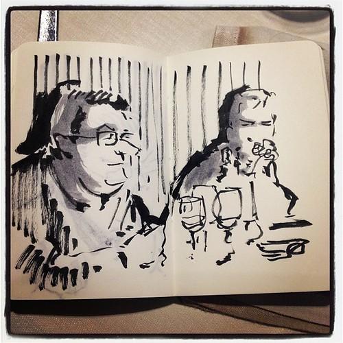 #manresa #restaurant #pentelbrush by josu maroto