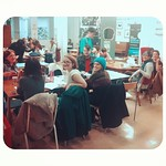 Wednesday socieTEA meetings. We've been having so much fun this year, it's great! Thanks guys!