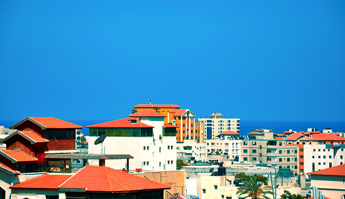 Buildings Gaza