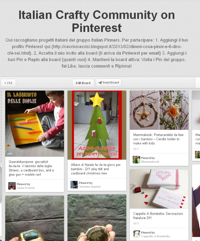 italian-crafty-community-on-pinterest