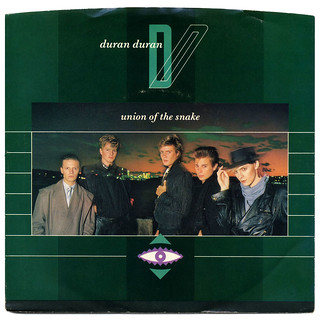 Union Of The Snake, Duran Duran