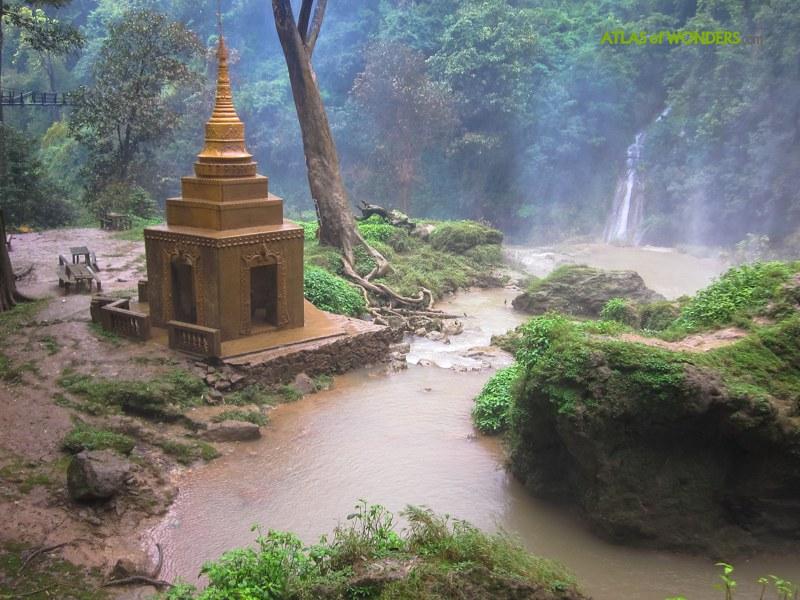Cascadas Birmania