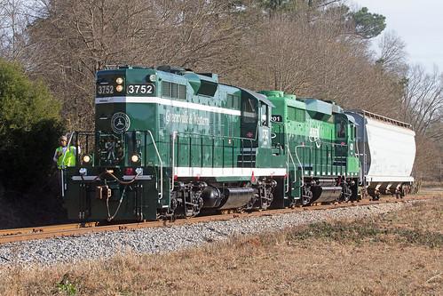 Greenville & Western Railway