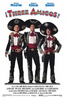 ¡Three Amigos! (1986)