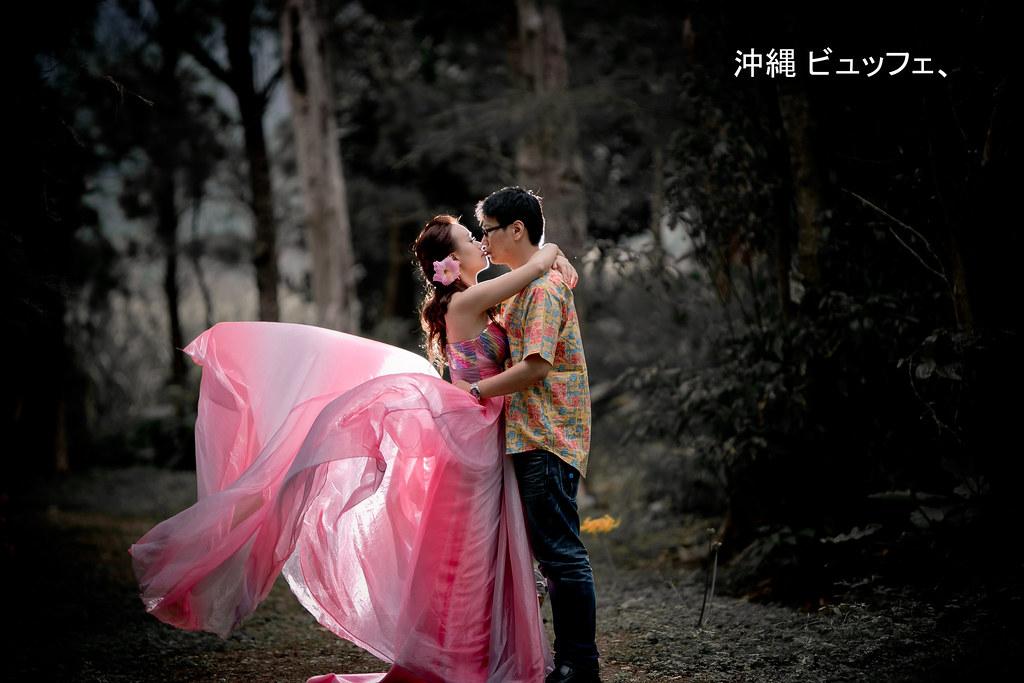 新娘秘書Jessica 沖繩自助婚紗