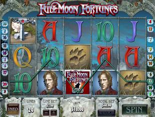 Full Moon Fortunes Slot Machine Online ᐈ Playtech™ Casino Slots