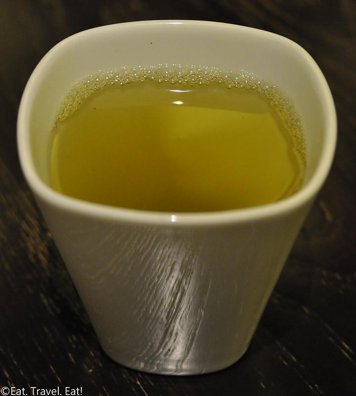 Nobu (Caesars Palace, Nobu Hotel)- Las Vegas, NV: Green Tea
