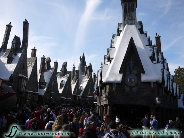 PIC: The Wizarding World of Harry Potter