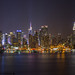 West Side Manhattan Skyline by Gemma~A Passionate Photographer