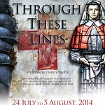 Poster: Through These Lines, Fort Scratchley, 2014