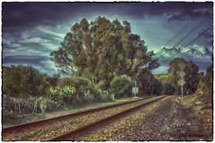 Linea férrea Algeciras-Ronda-Granada