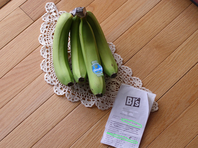 ~ bizarre bananas...