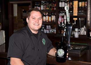 Jake Skjodt, Branding Manager for Danny Boy Beer Works