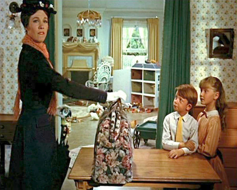 Mary Poppins' bag