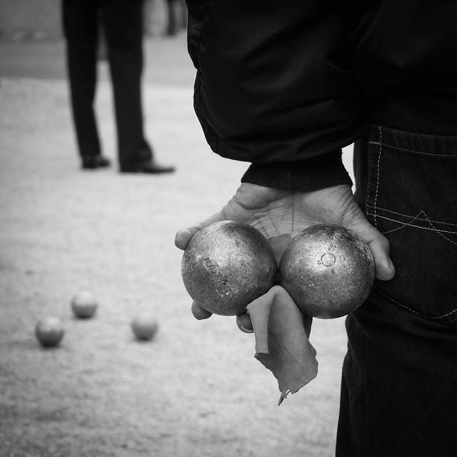 Balls...