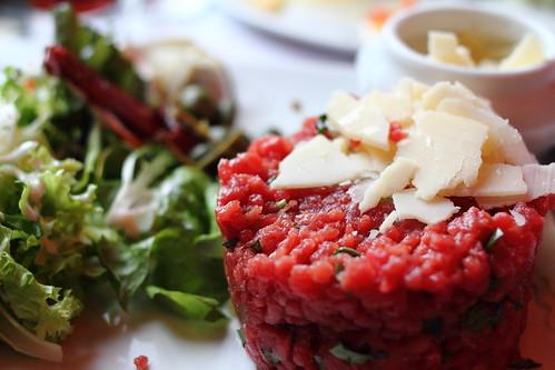 Steak Tartar, Italian style
