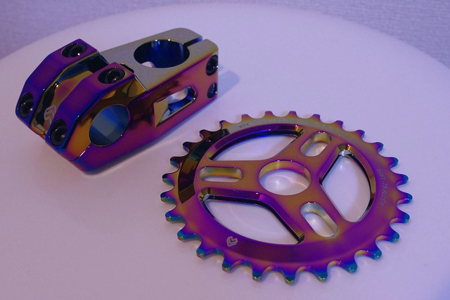 BURNS STEM&VENT SPROCKET