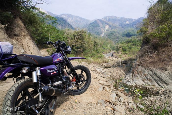 台南私藏景點--關山無名山谷 (2)