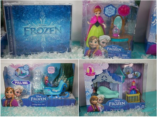 Disney Frozen Toys #FROZENFun #Shop