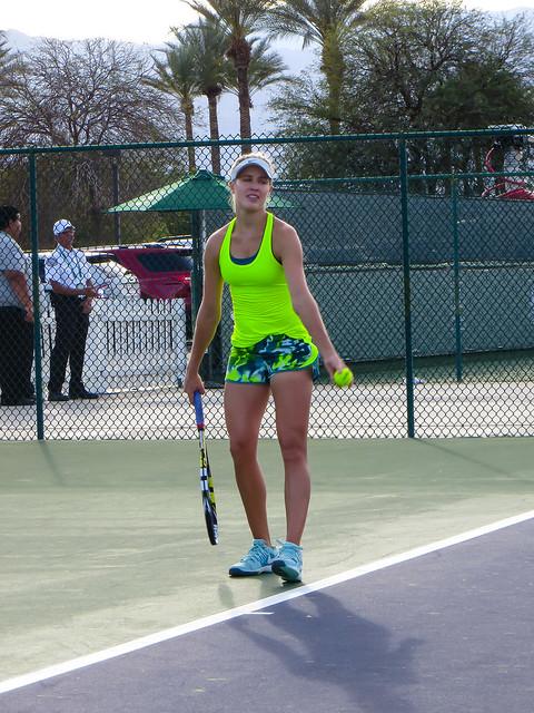 BNP Paribas Open Indian Wells March 2014