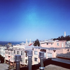 Goal!! That's where I, like so many, was forgiven #sf #sanfrancisco North Beach