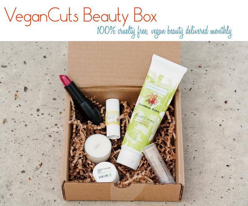 cute & little blog | vegancuts beauty box review | cruelty-free, vegan, organic, natural beauty