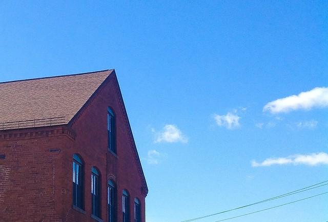 Southington sky