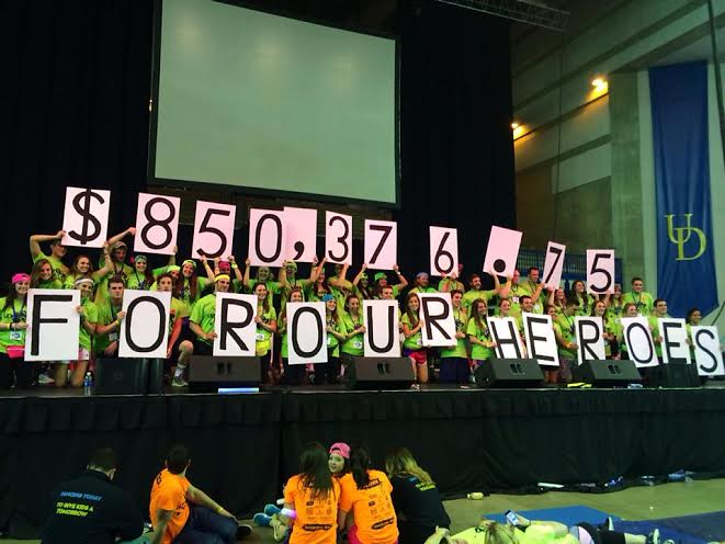 UDance 2014 raises more than $850,000