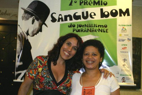 2º Prêmio Sangue Bom e 1º EEJAC-PR (2006)