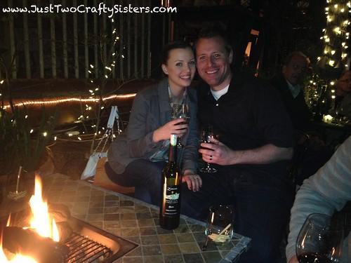 Wine tasting in Murphys CA