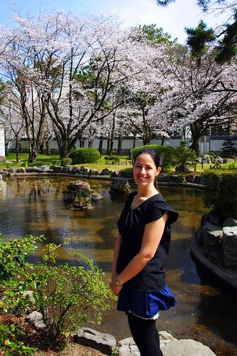 Nagoya Castle Sakura 092r