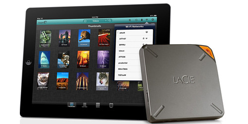 Apple iPad gets 2TB external storage drive