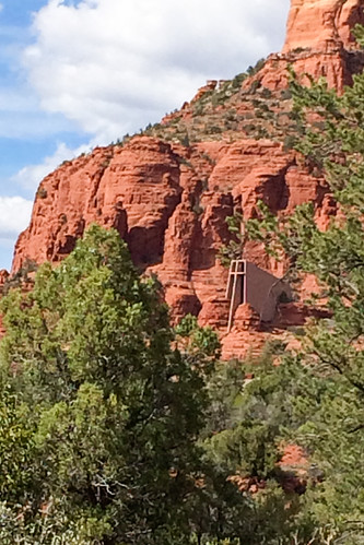 Cathedral of the Holy Cross in Sedona
