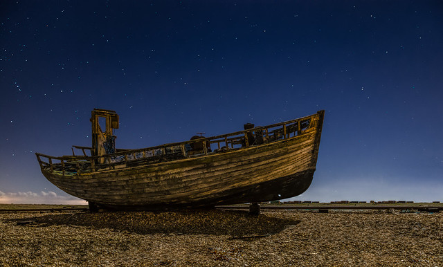 STARLIT WRECK(1) by Andrew Hayes