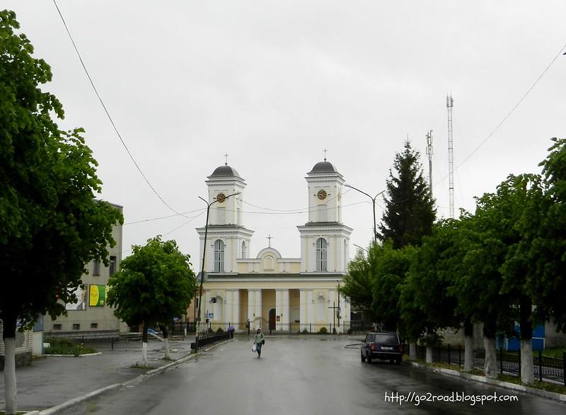Немиров. Покатушки по Украине