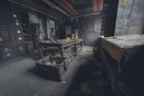 Tool Room (EXPLORE)
