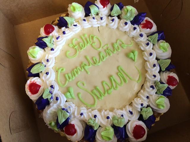 St. Honore cake - Dianda's Italian American Pastry