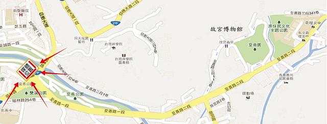 台北市福林路329巷2弄2號(外雙溪)map
