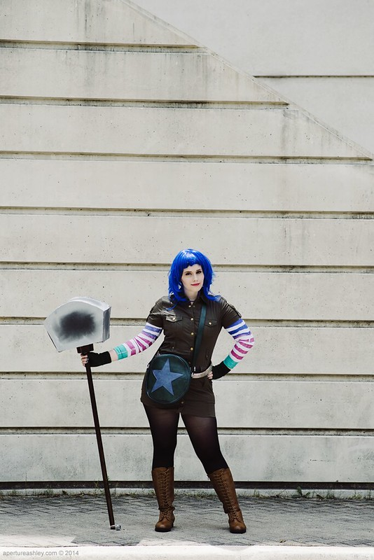 Ramona Flowers - Movie Version