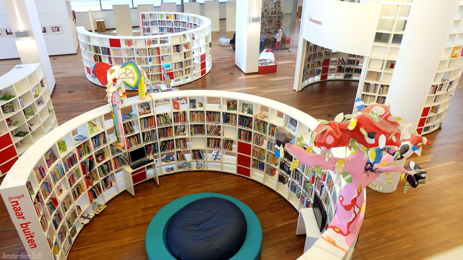 Public Library, Amsterdam, Nederland