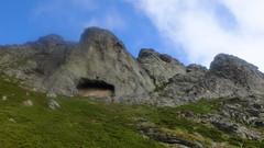 La grotte de Scaffa