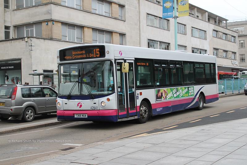 First 42841 T366NUA