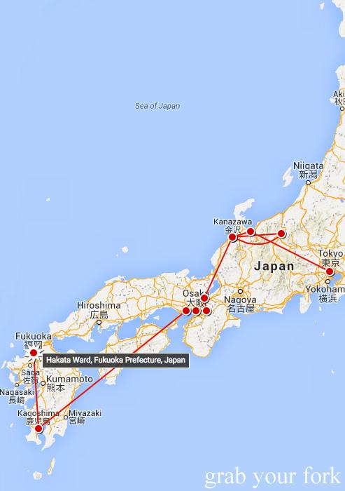 Exam ramen at the first Ichiran in Hakata Fukuoka Japan Grab