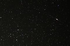 Flare from Satellite Iridium 24