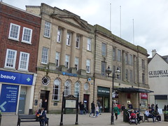 Barclays and Guildhall Shopping - Market Square, Stafford