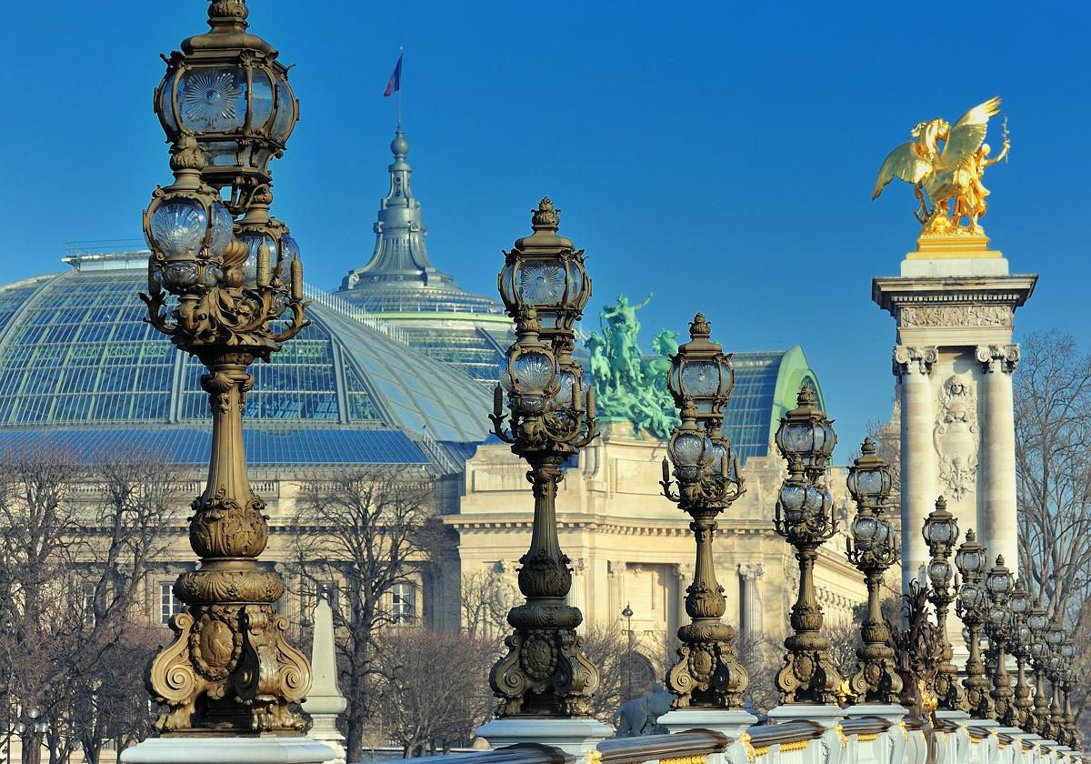 Grand Palais des Champs-Élysées. Credit Eric Pouhier