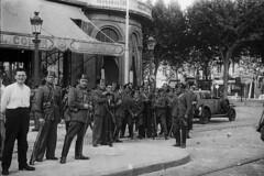 Guardias Civiles leales a la República