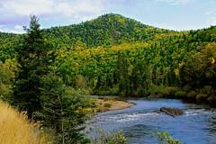 Paysages Saguenay Automne